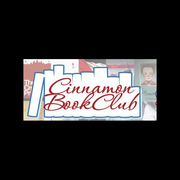 Cinnamon book club logo