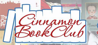 Cinnamon book club logo
