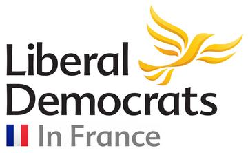 LibDems in France logo