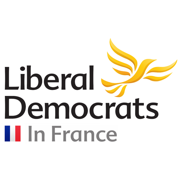 LibDems in France logo